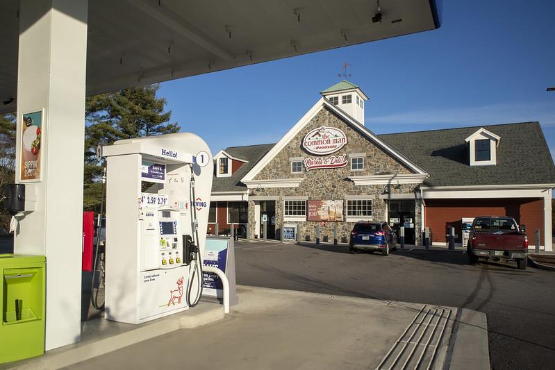 8 Irving Gas Pumps